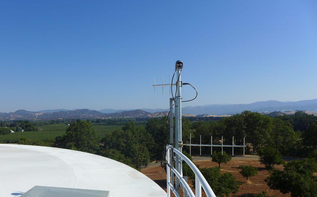 Tank Antennas